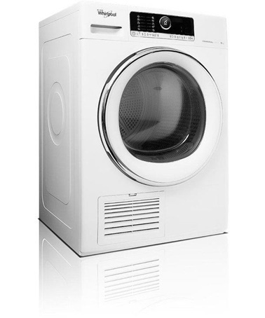 Whirlpool AWZ9CD/PRO 9 Kg Endüstriyel Kurutma Makinesi Renkli